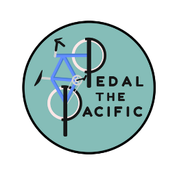 pedal the pacific logo